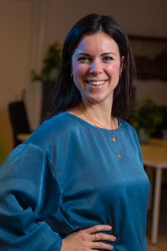 Anne van Bentum